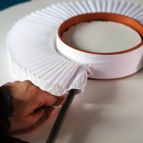 Halskrausenpflege für Pastoren